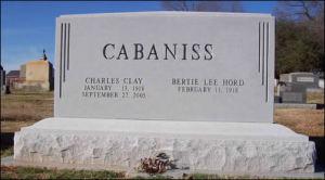 cabaniss